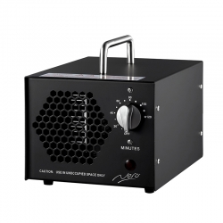 Nero 5G Ozone Machine Black - Click for more info