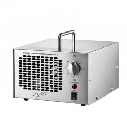 Nero 7G Ozone Machine Stainless Steel