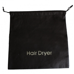 Non-woven Hair Dryer Bag With Drawstring