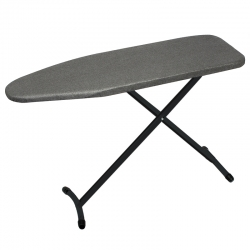 Hotel Size Ironing Board Black