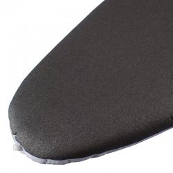 Large Basic Ironing Board Cover Drawstring Black