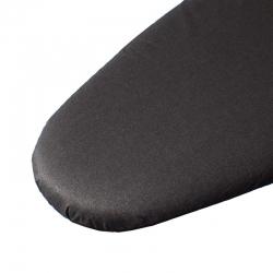 Small Ironing Board Cover Metallic Black