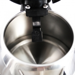 Nero Delia Kettle 0.8 Litre Stainless Steel