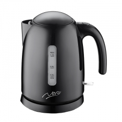 Nero Studio Kettle 1.2 Litre Black - Click for more info