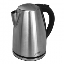 Nero Urban Kettle 1.7 Litre Brushed Stainless Steel - Click for more info