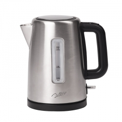 Nero Emperor Kettle 1.7 Litre Brushed Stainless Steel