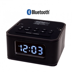 Nero SoundBox Bluetooth Alarm Clock Radio - Click for more info