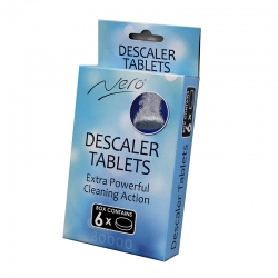 Nero Descaler Tablets Pack of 6